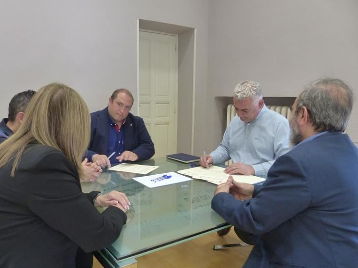 La Diputación de Guadalajara y el Ayuntamiento de Molina colaboran para realzar el valor del Patrimonio Histórico en el territorio del Geoparque
