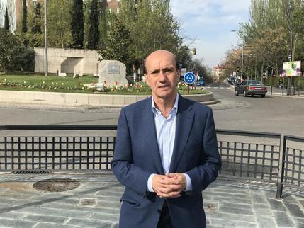 """Juan Pablo Sánchez: """"El PP es el partido que asegura la gestión económica que favorece a los ciudadanos"""""""