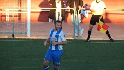 Juan Rojo, máxima goleador del Regional Preferente