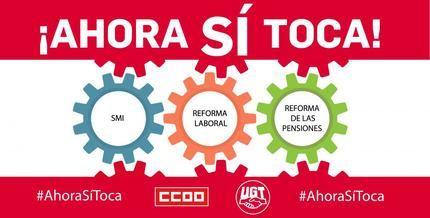 CCOO alerta de que la paga de jubilados de Castilla La Mancha es de las más bajas de España