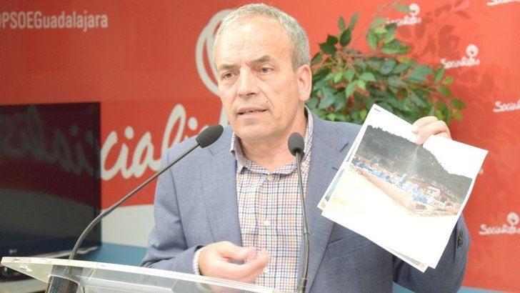 """El PSOE de Guadalajara dice que """"El presupuesto de Diputación para 2019 resume todo lo que Latre no ha hecho en cuatro años y quiere que siga sin hacerse"""""""