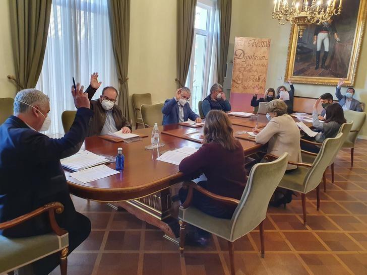 La Diputación de Guadalajara destina casi 1,2 millones de euros a cinco proyectos de conservación de carreteras