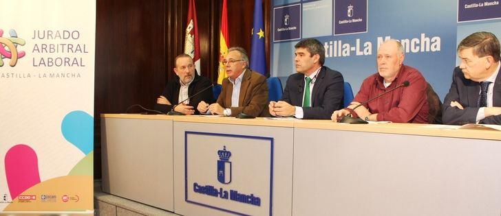 La mediación laboral colectiva del Jurado Arbitral se ha incrementado un 38 por ciento en la provincia de Guadalajara