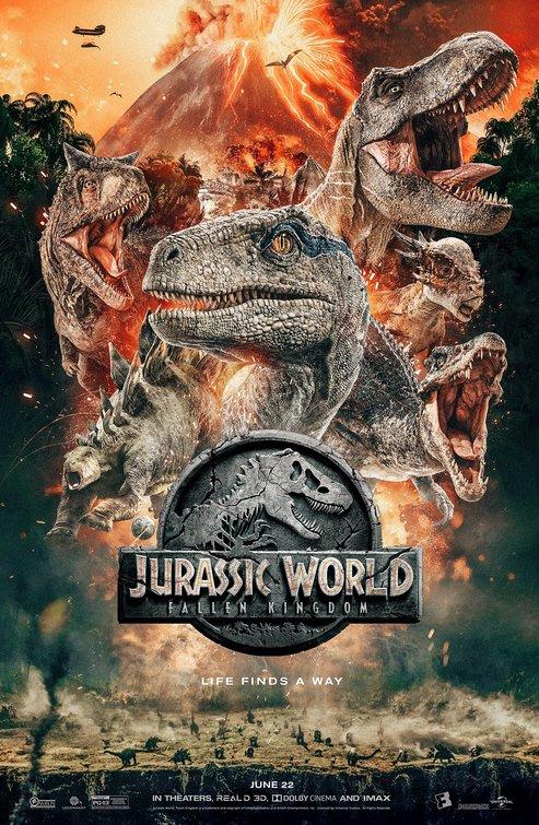 Jurassic World : El reino caído