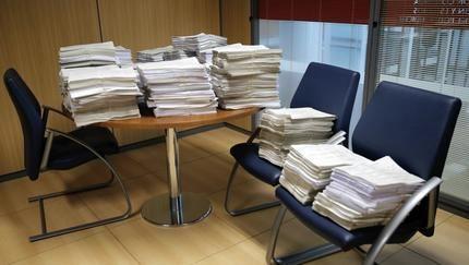 Rouco reclama en Guadalajara más medios para Castilla La Mancha ante el colapso de los juzgados por las cláusulas suelo