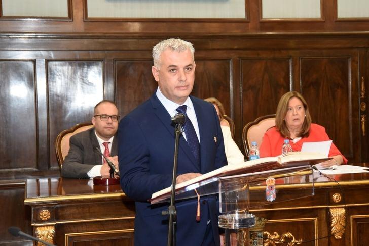 La Diputación de Guadalajara vuelve a tener un presidente socialista gracias a su acuerdo con Ciudadanos