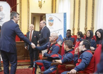 Los mejores karatecas de Europa compiten desde el jueves en Guadalajara