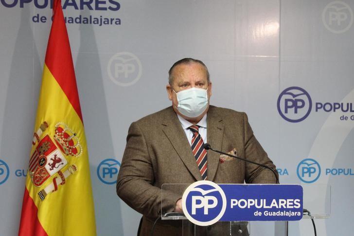 """Lamola afirma que el PP """"es la alternativa serena, sensata y moderada que necesita España"""""""