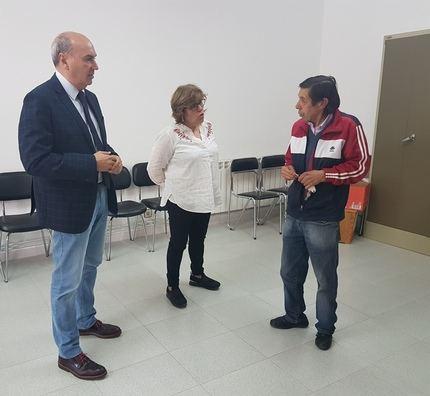 El presidente de la Diputación visita Taravilla para conocer de primera mano las necesidades del municipio