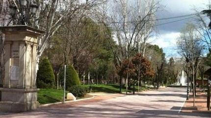 Los parques de Guadalajara cerrarán desde las 00.00 de este miércoles hasta las 22.00 ante la previsión de fuerte viento