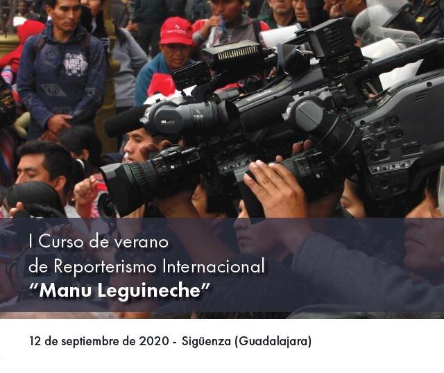 Calaf, Franganillo y otros prestigiosos reporteros internacionales, este sábado en Sigüenza