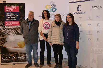 "Se presenta en Guadalajara el proyecto ""Libera Makers"""