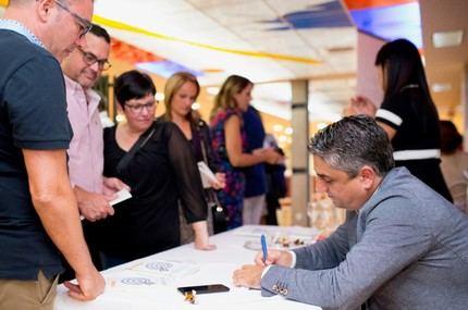 Isaac M. Hernández Álvarez presenta 'Ganadores', el libro para ganar elecciones municipales