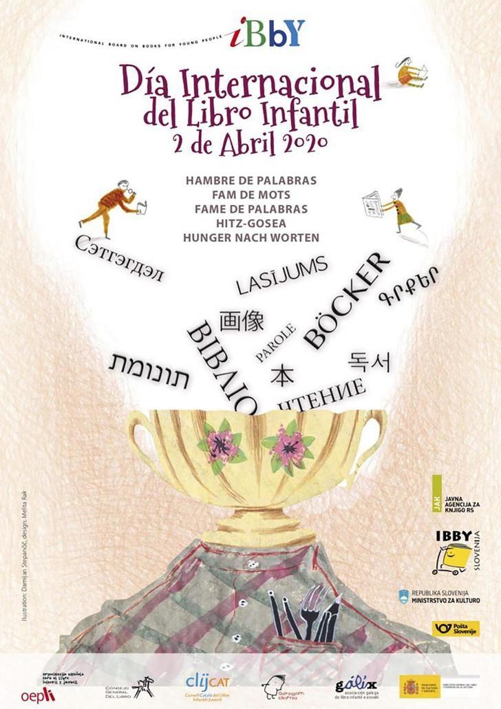 """La Biblioteca León Gil de Cabanillas celebrará el Día del Libro Infantil con un concurso infantil y juvenil de """"postales lectoras"""""""