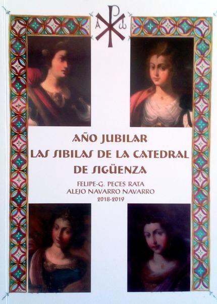Felipe Peces y Alejo Navarro publican un nuevo libro sobre la catedral de Sigüenza