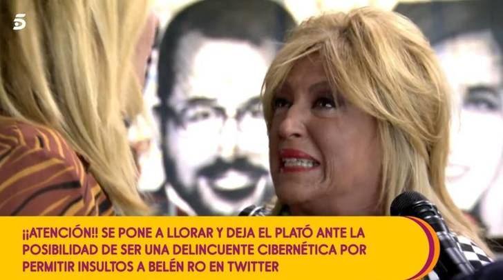 Los insultos del club de fans de Lydia Lozano desatan una guerra en 'Sálvame'