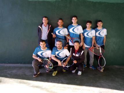 Clasificaciones J10 Liga Frontenis Guadalajara