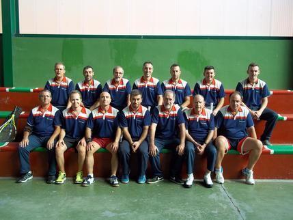 Clasificaciones J9 Liga Frontenis Guadalajara