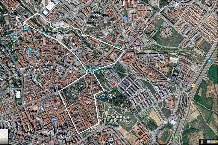 Este lunes arranca una limpieza integral en una amplia zona del centro de Guadalajara