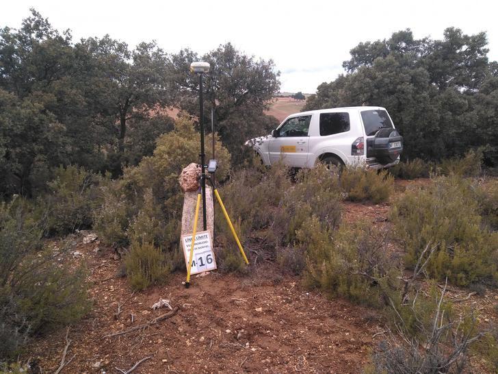 El Instituto Geográfico Nacional recupera líneas límite jurisdiccionales en 48 municipios de Castilla-La Mancha