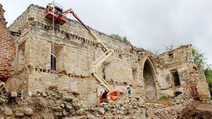 Hispania Nostra saca al monasterio de Bonaval de la Lista Roja del Patrimonio