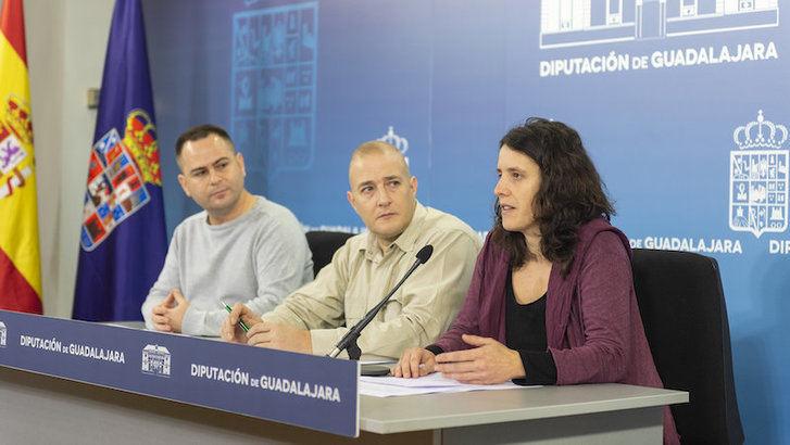 Podemos pedirá a la Junta estudiar crear un Consorcio Provincial de Transportes para Guadalajara