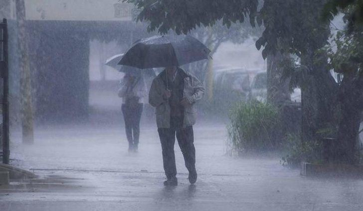 Las fuertes lluvias de madrugada provocan numerosas incidencias en la provincia de Guadalajara