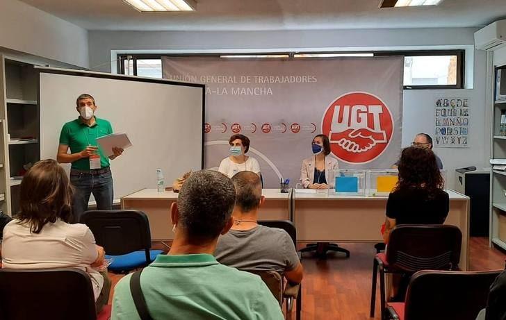 UGT denuncia ante la Inspección de Trabajo las irregularidades en las contrataciones que practican en Castilla La Mancha grandes multinacionales logísticas