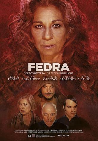 Lolita Flores será 'Fedra' sobre las tablas del Teatro Buero Vallejo de Guadalajara