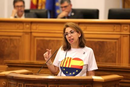 """López (Cs) : """"Los castellanomanchegos merecen un sistema de salud más humano"""""""