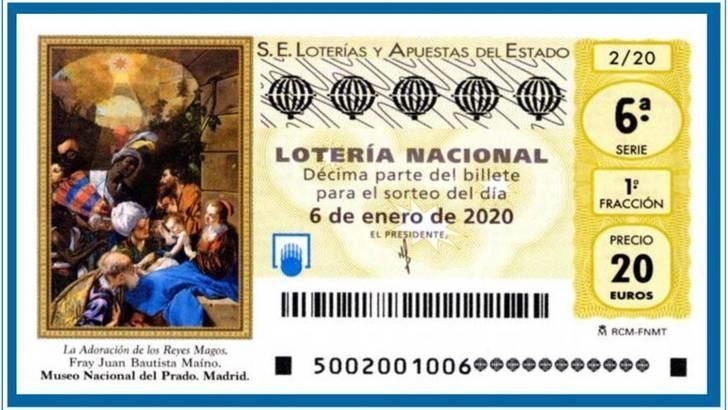 Guadalajara solo se gasta 3,2 millones en la Lotería del Niño, la menor consignación por habitante en CLM (12,68 euros)