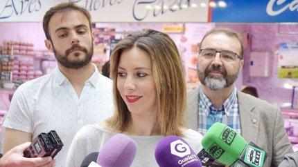 Lucía de Luz, nueva portavoz del Grupo Socialista en el Ayuntamiento de Guadalajara