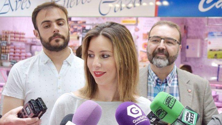 Lucía de Luz interrumpe su baja de maternidad y asume las competencias de Hacienda, Desarrollo Económico y Personal por la ausencia de Santiago Baeza