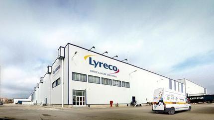 La empresa Lyreco de Alovera irá a la huelga indefinida el próximo lunes