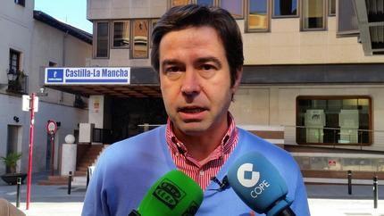 """Robisco: """"En los primeros días de legislatura Paco Núñez abordará el grave problema del transporte sanitario"""""""