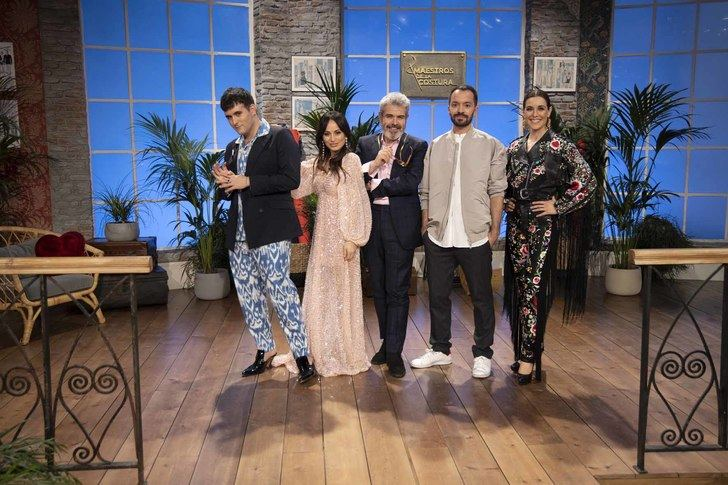 El programa de televisión 'Maestros de la Costura' celebra esta noche su semifinal viajando a la Edad Media para vestir a dos damas de la Corte de Castilla, en Sigüenza