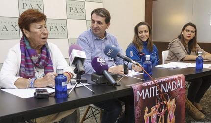 Este fin de semana se celebra el VIII Torneo de Gimnasia Rítmica Maite Nadal en el Multiusos de Guadalajara