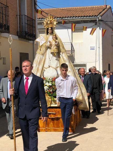 Fiestas Patronales de Málaga del Fresno
