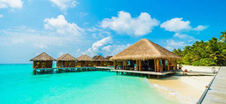 Maldivas, el lugar donde los enamorados sueñan despiertos