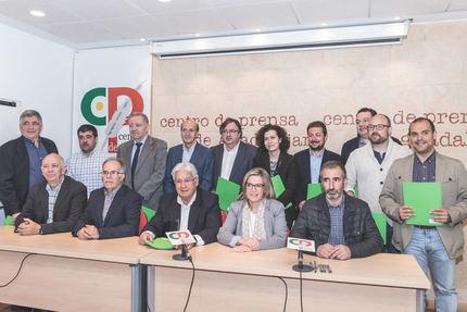 """La Diputación de Guadalajara y los principales partidos, entre las nuevas entidades y colectivos que se adhieren al """"Manifiesto de Sigüenza"""""""