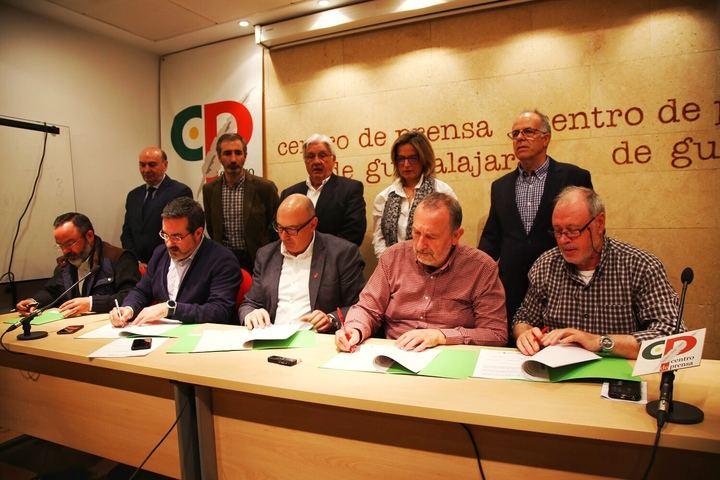 """REDR, Recamder, APAG, CCOO y UGT se adhieren al """"Manifiesto de Sigüenza"""" contra la despoblación"""