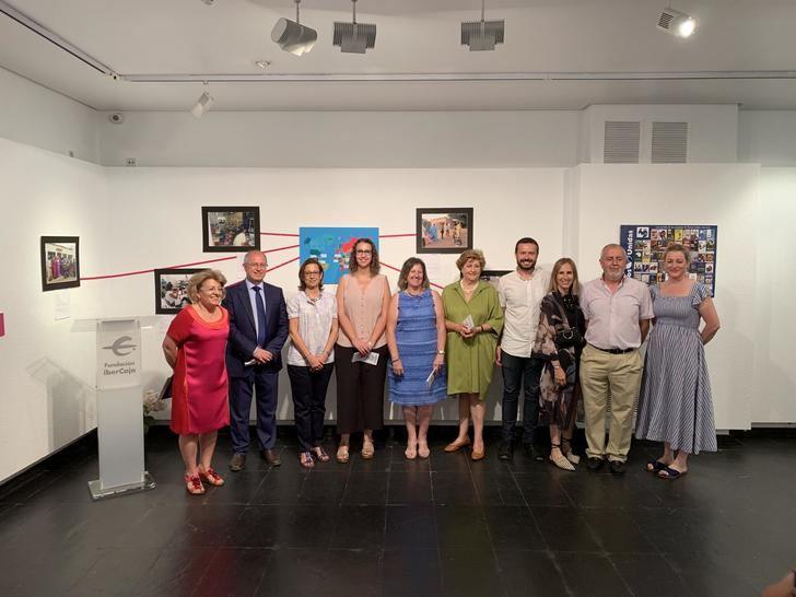Manos Unidas inaugura en la Fundación IberCaja de Guadalajara la exposición