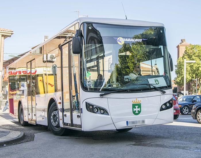 Menores de edad y mujeres de hasta 25 años tendrán autobús gratuito para regresar a casa en las fiestas de Marchamalo