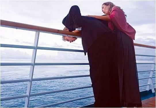Consejos para evitar el mareo cuando viajas en barco