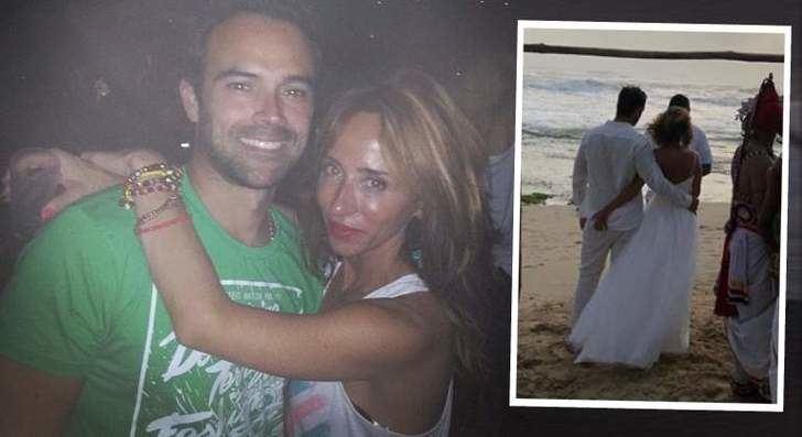 María Patiño se casa por sorpresa en Sri Lanka