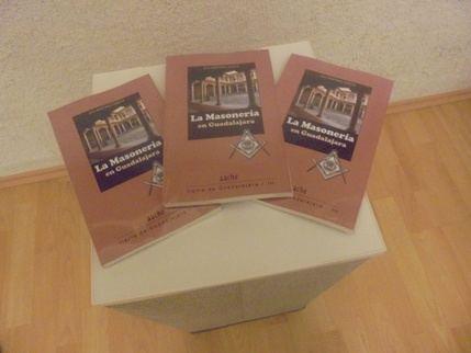 Aparece la edición mexicana del libro «La Masonería en Guadalajara», publicado por AACHE