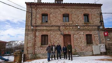 La Diputación de Guadalajara invierte casi 26.000 euros acondicionando un edificio en Mazarete