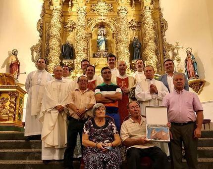 Mazuecos inaugura las obras de restauración de su iglesia realizadas con ayuda de la Diputación de Guadalajara