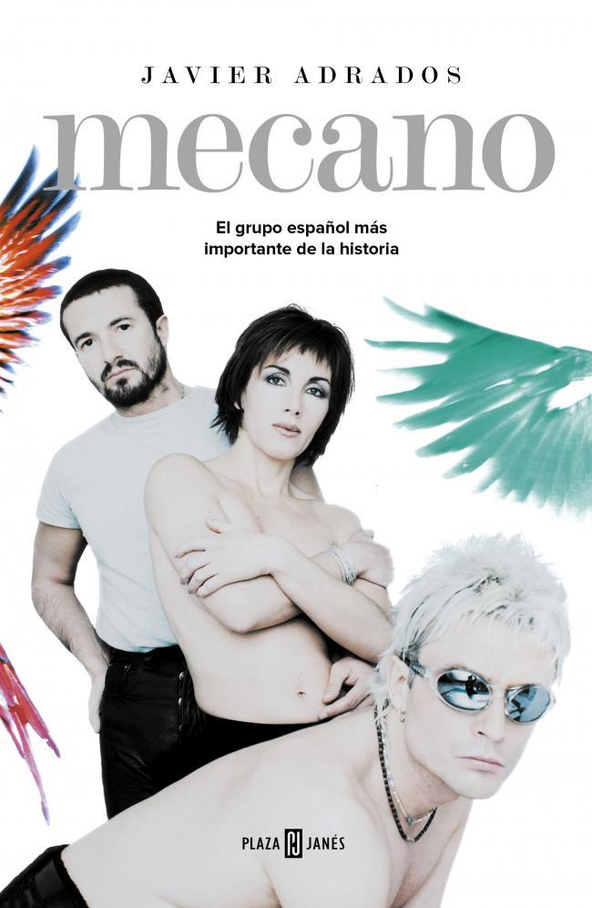 Mecano, la biografía definitiva del grupo, a la venta el 25 de abril