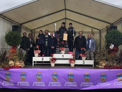 •Ricardo Serrano, del Club de Atletismo Unión Guadalajara, y Diana Martín se proclaman campeones de la Media Maratón de Guadalajara